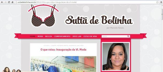 Sutiã de Bolinha